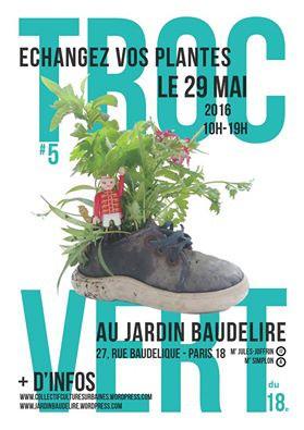 Troc Vert au Jardin Baudelire