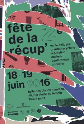 Fête de la Récup' à Paris