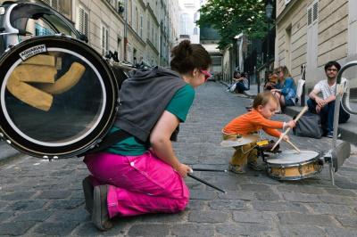 Fête de la Musique 2016 pour les enfants à Paris