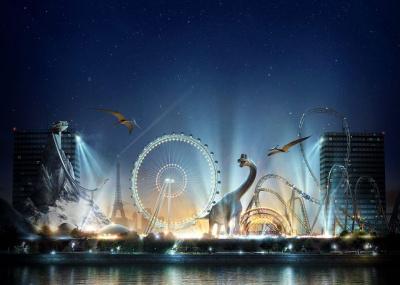 Un parc d'attractions en réalité virtuelle gratuit à Paris