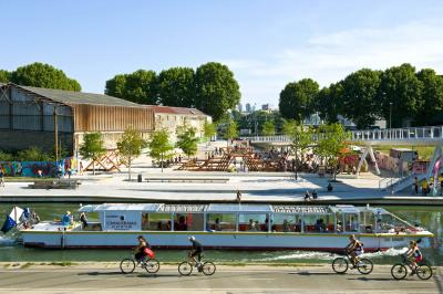 L'été du canal, l'Ourcq en fête 2016