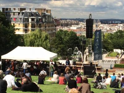 Paris Quartier d'été 2016, le programme