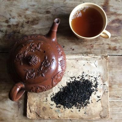 Thé-ritoires : le salon de thé qui fait voyager
