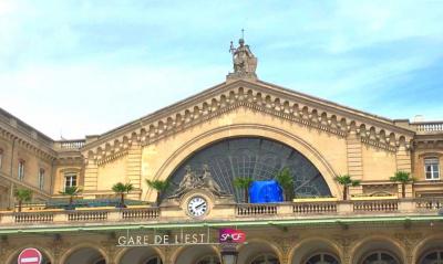 Perchoir Gare de l'Est