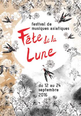 La Fête de la Lune Paris 13e 2016
