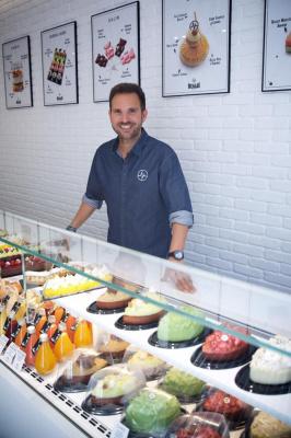 La nouvelle pâtisserie Michalak à Saint,Germain,des,Près est ouverte