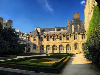 Journées du patrimoine 2016 à l'Hôtel de Sully