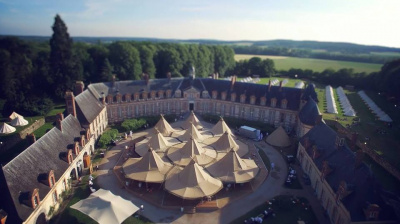 Les Journées du Patrimoine 2016 au Château de Neuville