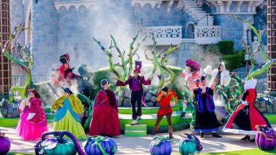 Halloween 2016 à Disneyland Paris