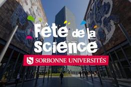 La Fête de la science 2016 à Jussieu/ Université Pierre et Marie Curie