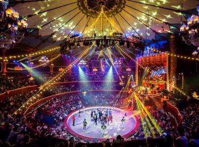 Le Cirque d'Hiver fait la Surprise