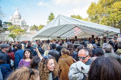 Fête des Vendanges de Montmartre 2016, le programme