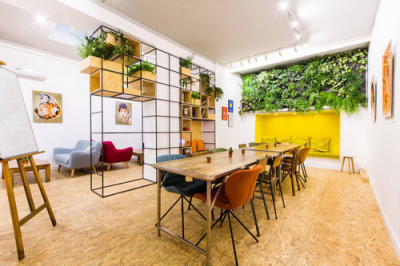 L'AntiCafé : le nouveau café atypique à Paris