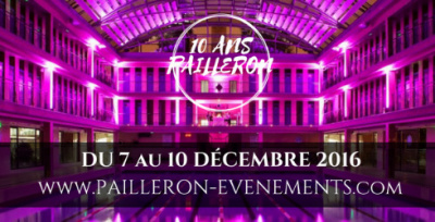L'Espace Pailleron fête ses 10 ans !