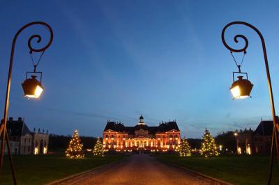 Noël au Château de Vaux le Vicomte 2016