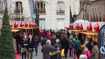 Les Féeries d'Auteuil 2016, le Marché de Noël solidaire des Apprentis d'Auteuil