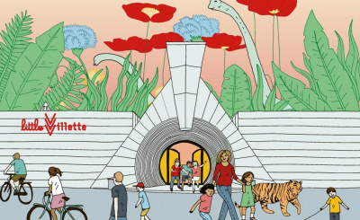 Little Villette, le spot des enfants