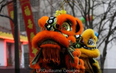 Nouvel an Chinois à Limeil-Brévannes