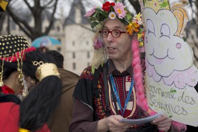 Le Carnaval des Femmes 2017, la Fête des blanchisseuses
