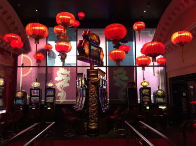 Nouvel an chinois 2017 au Casino d'Enghien-les-Bains