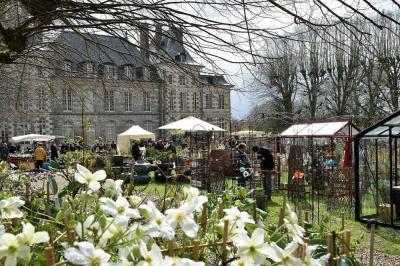 La Fête des Plantes de Printemps 2017 à Saint-Jean de Beauregard