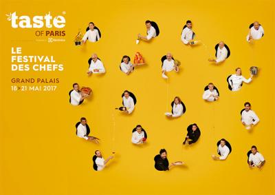 Taste of Paris, le casting des chefs dévoilé