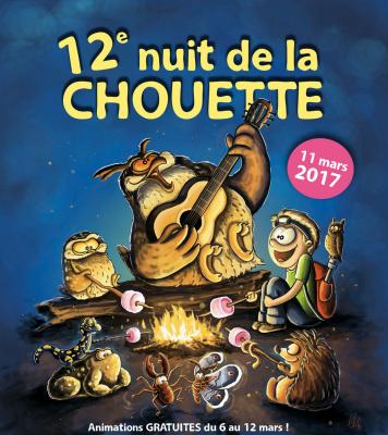 La Nuit de la chouette 2017 à Paris et en Ile de France