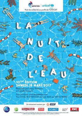 La Nuit de l'eau 2017 à Paris et en Ile de France