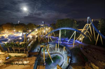 Les Nocturnes 2017 au Parc Astérix