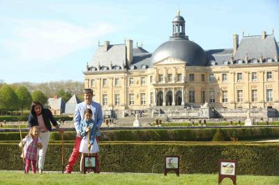 Le Château de Vaux-le-Vicomte présente les Jeux de la Fontaine : Gagnez vos places !