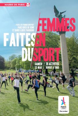 Femmes en sport 2017 à Paris