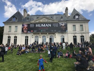 La Grande Fête GoodPlanet gratuite au Domaine de Longchamp