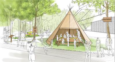 Fête de la Nature 2017, atelier jardin à la Villette