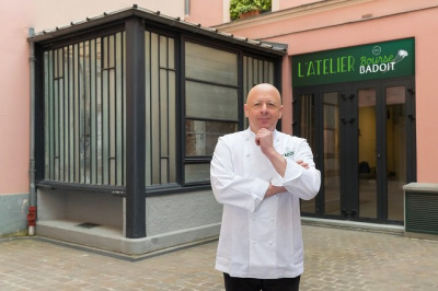 Atelier Bourse Badoit : un restaurant éphémère où vous êtes le jury !