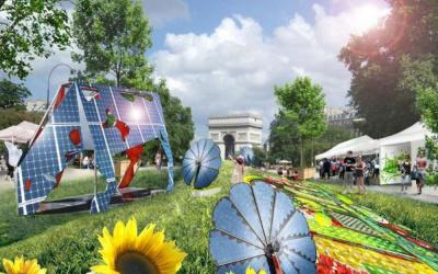 BiodiversiTerre, l'avenue Foch se végétalise!