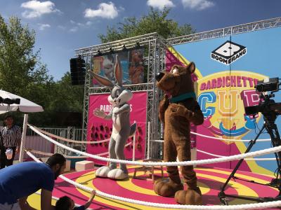 Le Barbichette Cup au Parc de la Villette