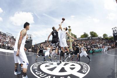 Quai 54, le tournoi de streetball mondial 2017 à Paris