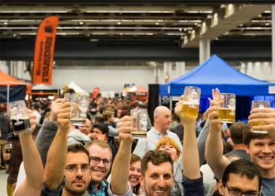 Le mondial de la bi re d barque paris 2017 for Salon de la biere paris 2017