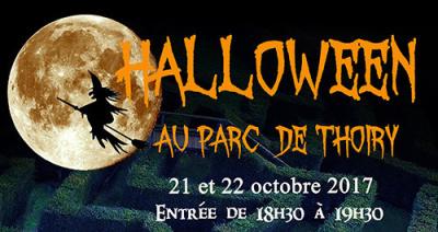 Halloween au Parc de Thoiry 2017 pour les enfants