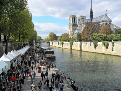 The Floating Markets Of The Southwest 2017 In Paris
