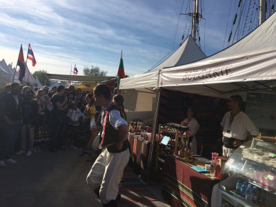 Le Village International de la Gastronomie 2017 à Paris