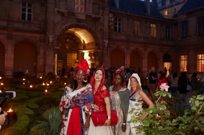 Festival Les Traversées du Marais 2017 à Paris
