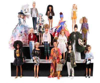 Exposition Barbie de Créateurs au Musée des Arts Décoratifs