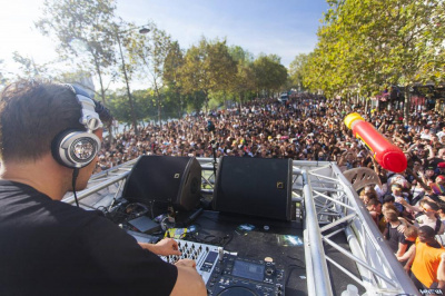 Techno Parade 2017 à Paris