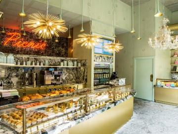 Ladurée ouvre une boutqiue Picnic à Beaugrenelle