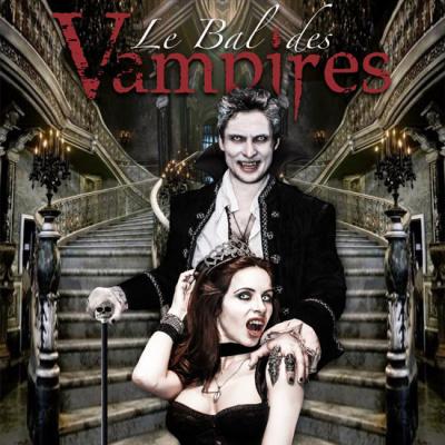 Le Bal des Vampires 2017 au Pavillon des Champs-Elysées, les photos