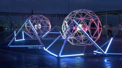 Nuit Blanche 2017 à l'Observatoire de la Tour Montparnasse