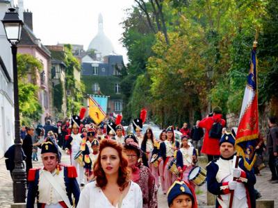 La Fête des Vendanges de Montmartre 2017, c'est parti!