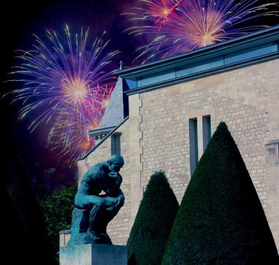 Le Musée Rodin : journée gratuite et feu d'artifice pour son centenaire