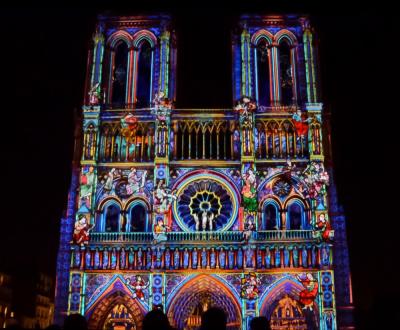 Notre Dame de Coeur : la vidéo du spectacle!